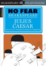 buy julius caesar no fear shakespeare by sparknotes with free