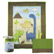 Baby Dinosaur Crib Bedding by Jill Mcdonald Adorable Dino Baby Bedding Baby Bedding And