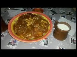 cuisine alg駻ienne traditionnelle constantinoise trida tadjine plat traditionnel algérien