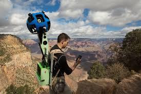 Googl3 Maps Official Google Blog Trekking The Grand Canyon For Google Maps