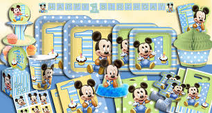1st birthday party supplies mickey mouse party supplies 1st birthday mickey mouse party
