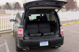 Ford Explorer 3 Rows - 2013 ford flex awd simply a comfortable and quite people mover