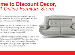 shopping online for home decor furniture discountdecor co beautiful discount home furniture