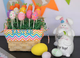 easter cakepops is in the air celebrate easter with egg and carrot cake