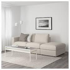 housse ikea canapé housse d assise de canapé vimle canapé 3 places sans accoudoir