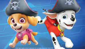 paw patrol live pirate adventure