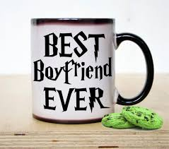Color Changing Mugs Best Boyfriend Ever Coffee Mug Boyfriend Gift Color