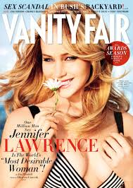 Vanity Fair Subscriptions Jennifer Lawrence On How Acting U201cis Stupid U201d And The Time She