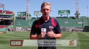 bourne braves at fenway day youtube