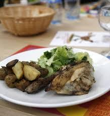 cours de cuisine ancenis poulet fermier d ancenis rôti d après jean yves guého les