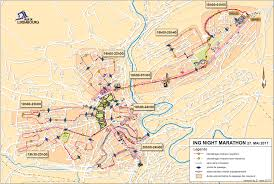 Map Of Luxembourg Recap Ing Night Marathon Of Luxembourg The Fit Wanderluster