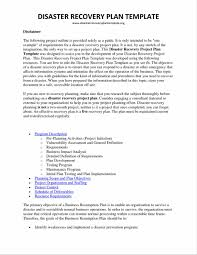 Maintenance Resume Sample Free Example Online Free Disaster Recovery Plan Template Free Resume