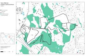 maps of proposed rezoning areas houghton land 9 parcels town
