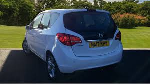 vauxhall meriva used vauxhall meriva 1 4i 16v tech line 5dr petrol estate for sale