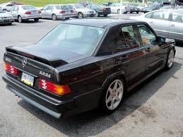 1987 mercedes 190e 3 4 24v amg german cars for sale