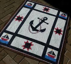 theme quilts nautical quilt patterns ideas photo designs
