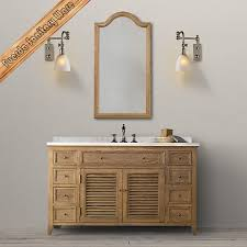 bathrooms design bathroom vanity with vessel sink natural stone