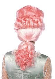 antoinette costume pink antoinette wig