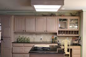 Painting Oak Kitchen Cabinets Ideas Rustic White Cream Chalk Paint Kitchen Cabinets Designs Chalk