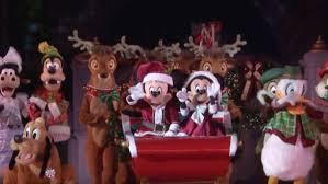 sneak peek of mickey s most merriest celebration stage show from