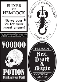printable halloween specimen jar labels free printable halloween party food and drink labels tons of