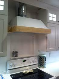 Wood To Make Cabinets How To Build A Custom Wood Range Hood Pretty Handy