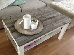 Ikea White Coffee Table by