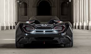 mclaren concept the ied syrma concept car is a futuristic mclaren lookalike