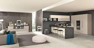 cucine e soggiorno arredare cucina soggiorno