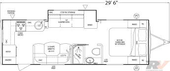 Montana Rv Floor Plans by Thors Palazzo Lineup Boasts New Floorplans Floor Plans For Rvs