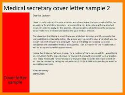 awesome collection of how to write a cover letter for medical