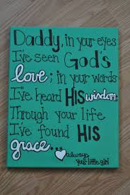 Pinterest Canvas Ideas daddy in your eyes 11x14 canvas quote made to order or mothers