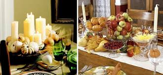furniture thanksgiving table settings and centerpieces with