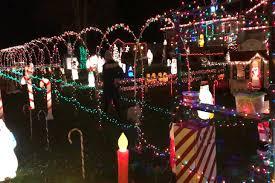 christmas house lights leroy christmas house lights up holidays wjbc am 1230