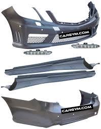 Porsche Cayenne 955 Body Kit - mercedes benz w212 e class e63 amg style full body kit cargym com