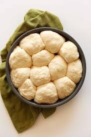 vegan dinner rolls minimalist baker recipes