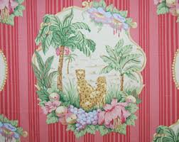 Shabby Chic Upholstery Fabric by Cat Upholstery Fabric Tapestry Style Cats And Kittens Upholstery