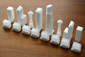city chess sets the awesomer