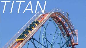 Six Flags Texas Accident Titan