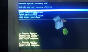 factory reset android factory reset android speedup s1 write based on my experience