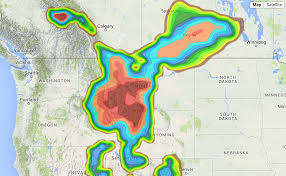 Montana Weather Map by Noaa Montana To Get Up To 13 U201d Of Snow Today Unofficial Networks