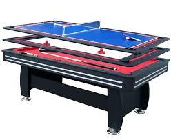air hockey combo table combo pool tables walker pool air hockey combination table with