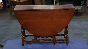 william and mary table massachusetts william mary gateleg table ca 1690 antiques