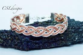 beaded wire bracelet images Metallic elegance diy wire bracelets jpeg