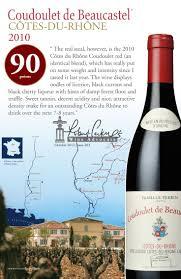 wine sler gift set 14 best coudoulet de beaucastel famille perrin cotes du rhone