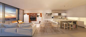Interior Design Open Floor Plan Open Layout Apartment Interior Design Ideas