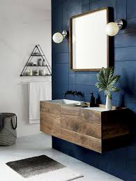 navy blue bathroom ideas blue hued bathrooms that will help you sell your house