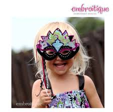 by year created 2012 july sept princess mask set