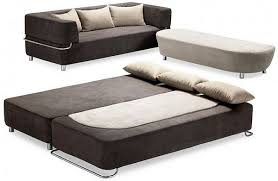 sofa that turns into a bed functional 3 piece collection sofa bed and ottoman