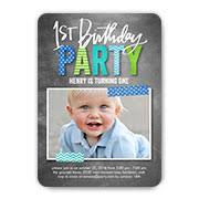 1 year birthday invitations u0026 1 year old birthday invites shutterfly